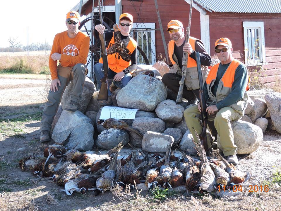 Granite Springs Lodge Hunters