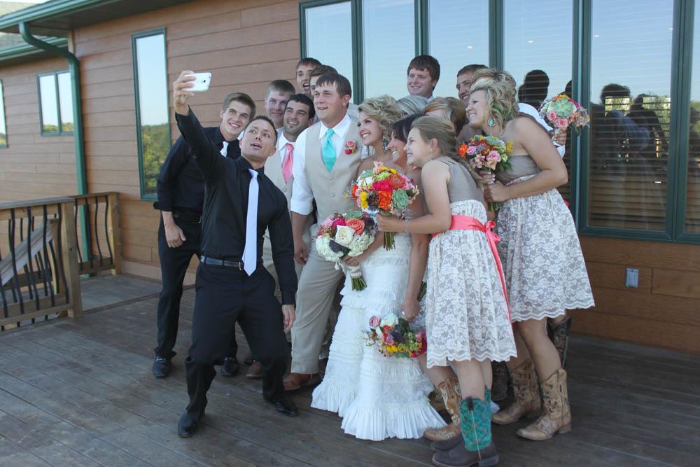 Granite Springs Lodge Country Wedding