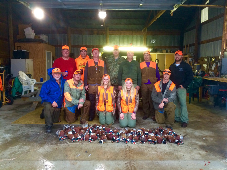 Granite Springs Lodge Hunting