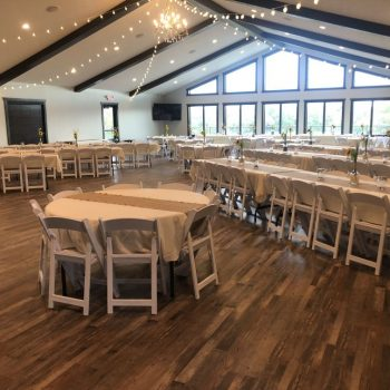 event center at Granite Springs lodge