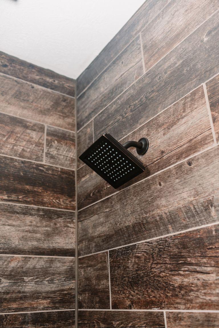 Villa Honeymoon Suite rain shower