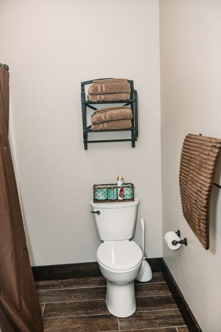 Villa #2 bathroom