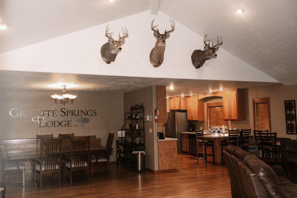 Main Lodge Suite (upper level)