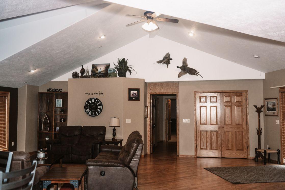 Main Lodge Suite living room (Upper level)
