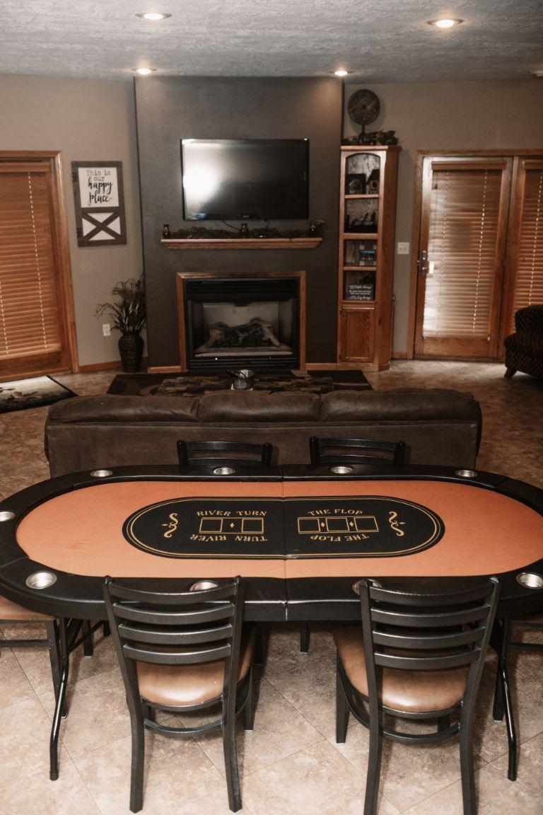 Main Lodge lower level