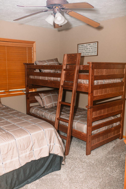 Main Lodge Upstairs Bedroom