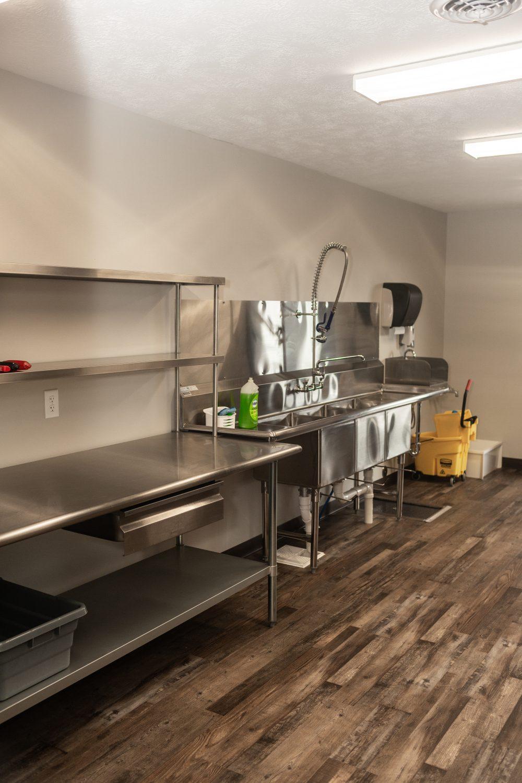 Event Center Kitchen