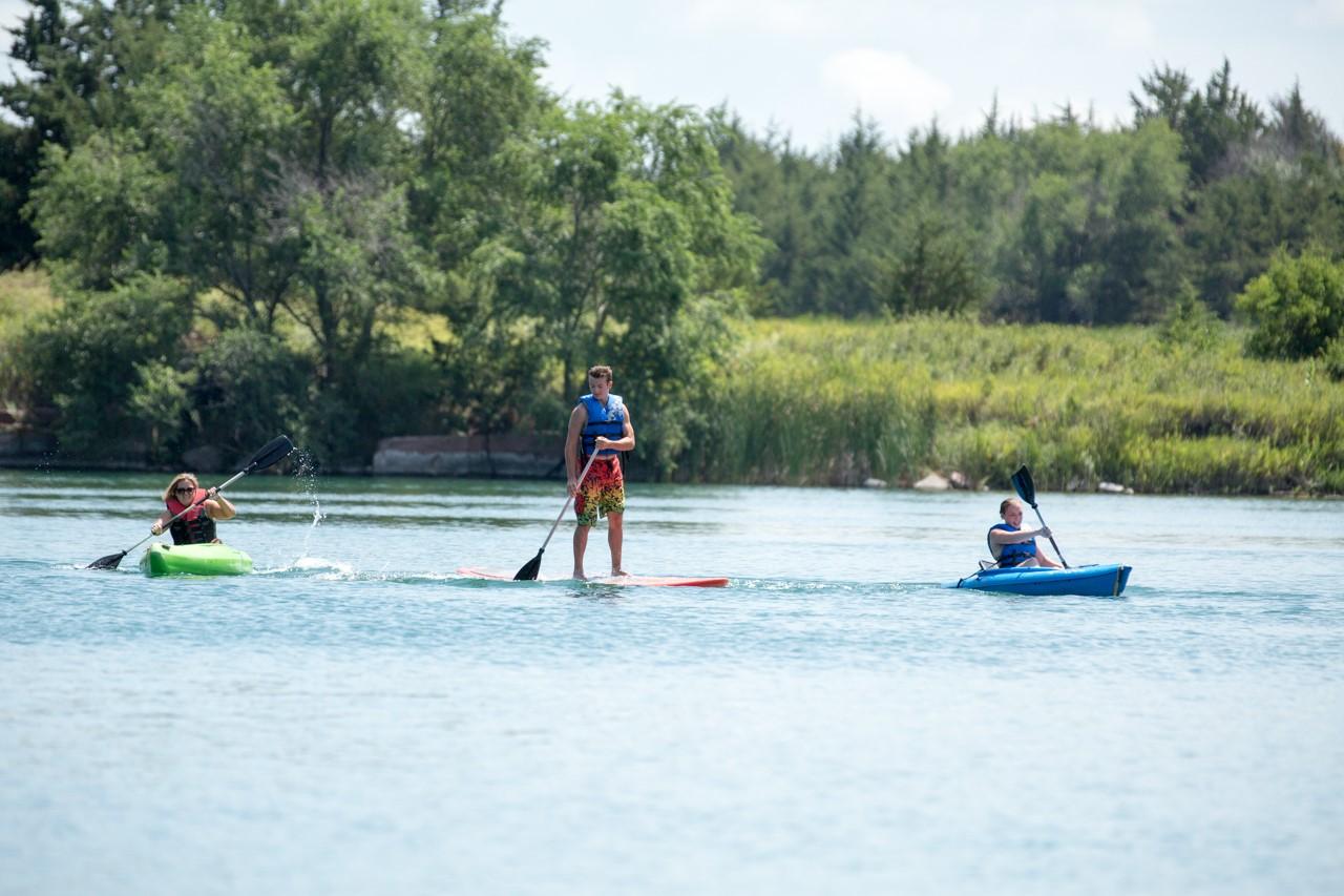Kayaking/Paddle Boarding
