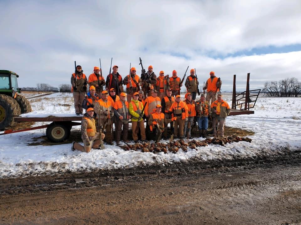 Granite Springs Lodge Hunting
